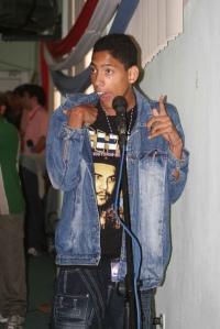 Actualidad. Foto del III Encuentro Juvenil Internacional de Solidaridad con los Cinco. Foto: Jorge Legañoa