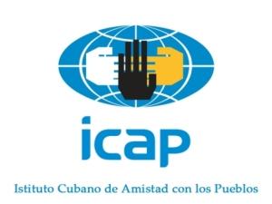 Logo que identifica al ICAP.