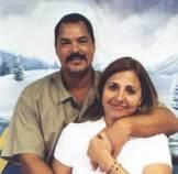 Ramón y su esposa