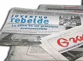 La prensa en Cuba