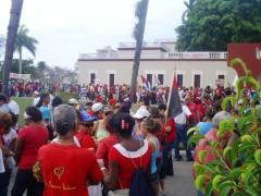 1ero de mayo en Camagüey