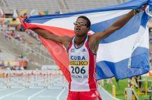 Con solo 19 años de edad, Yordan es una de las principales promesas del atletismo cubano.