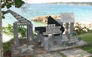 Monumento a los sucesos de Cayo Confites